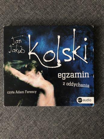Audiobook * Kolski Egzamin z oddychania * czyt. Ferency