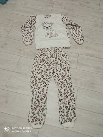 Пижама махровая новая 40 размер