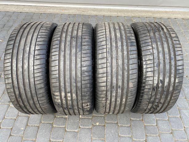 Opony Michelin Pilot Sport 4 - 285/40/21