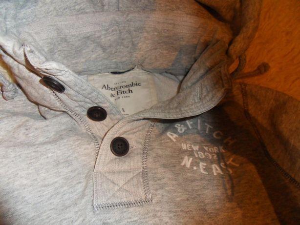 Bluza Męska Abercrombie & Fitch rom. L ORYGINAŁ NA PREZENT