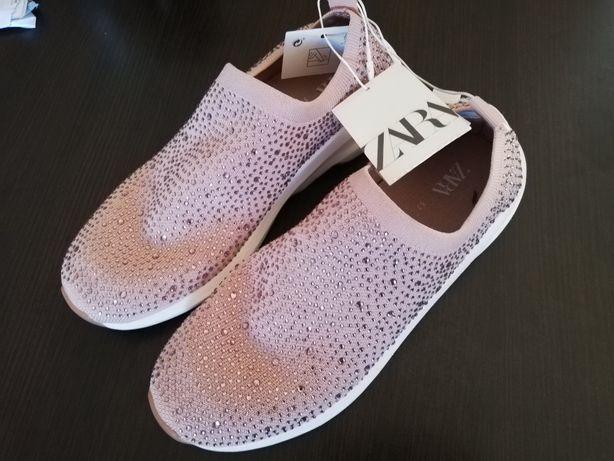 Piękne buty zara roz 37