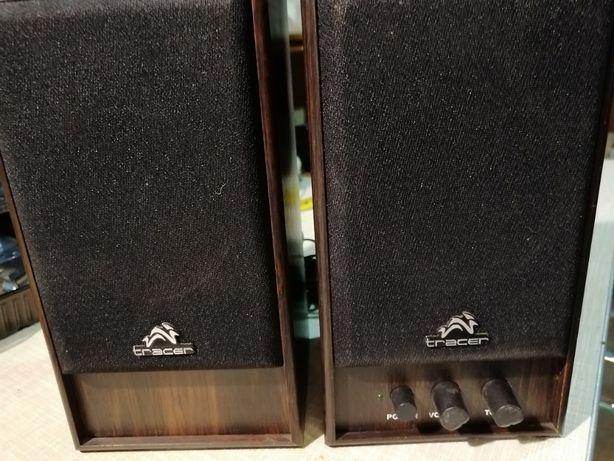 Głośniki komputerowe Tracer 2+0 HUGO TRG-496.