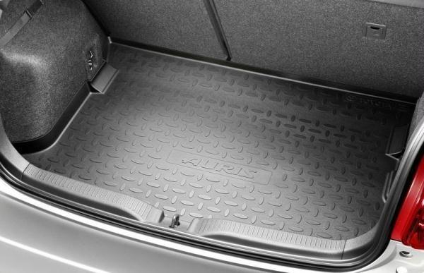 Коврик багажника для Toyota Auris 2010-