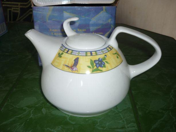 чайник заварочный китайский новый продам