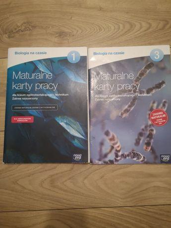 Maturalne karty pracy Biologia