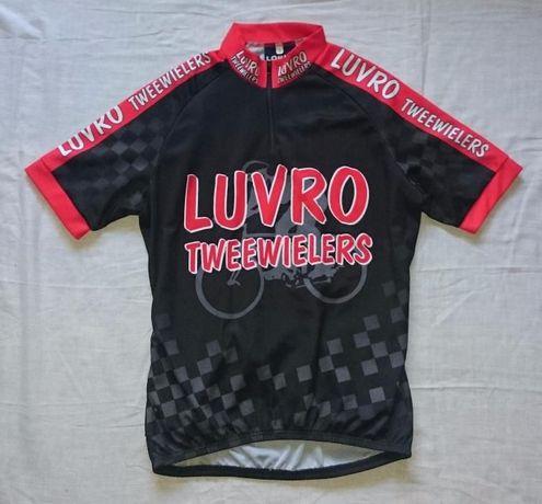 NOWA koszulka kolarska Lorini
