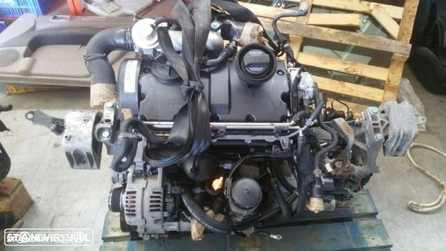 Motor Volkswagen Golf, Skoda, Seat 1.9 TDI 100cv / PD - REF: ATD