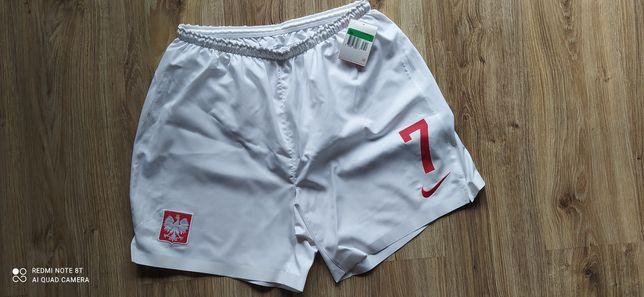 Nike Spodenki Reprezentacji Polski Nr. 7