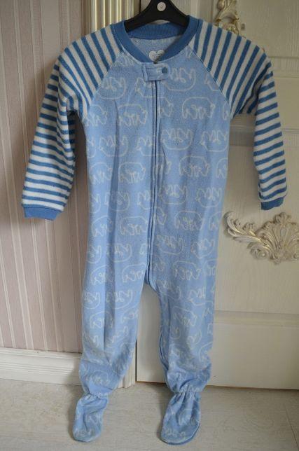 Человечек пижама The children place на 5-6 лет