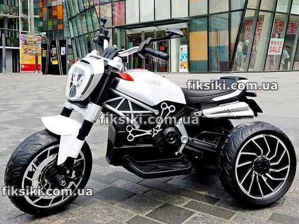 Детский мотоцикл электромобиль M 4008 AL-1 Дитячий електромобiль