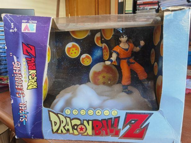 Dragon Ball Z -AB Toys 1989- Figura Son Goku em Caixa -Raro- Vintage