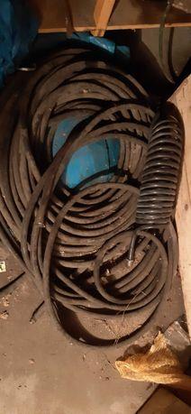 Wąż gruby gumowy wąż pneumatyczny wąż do wody wzmocniony
