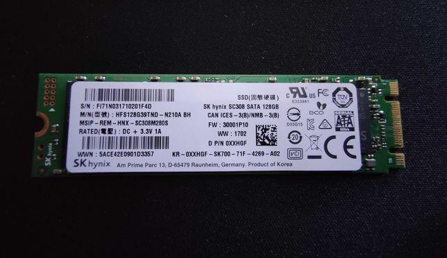 SK Hynix M.2 SATA SSD 128GB