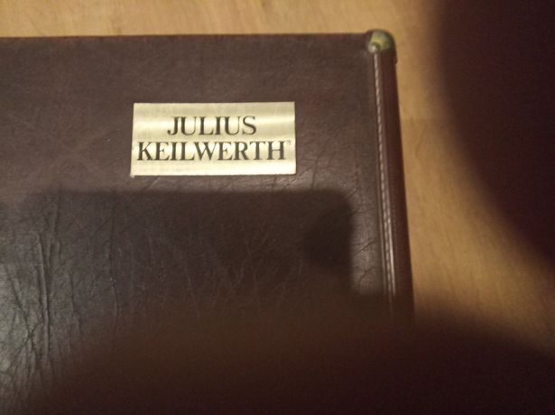 Futerał do saksofonu firmowy julius keilwerth super stan