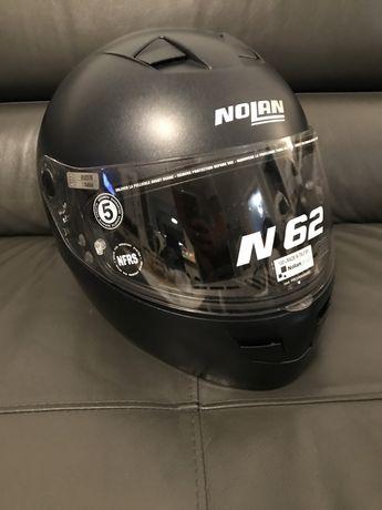 Kask NOLAN N62 rozm XXL Genesis