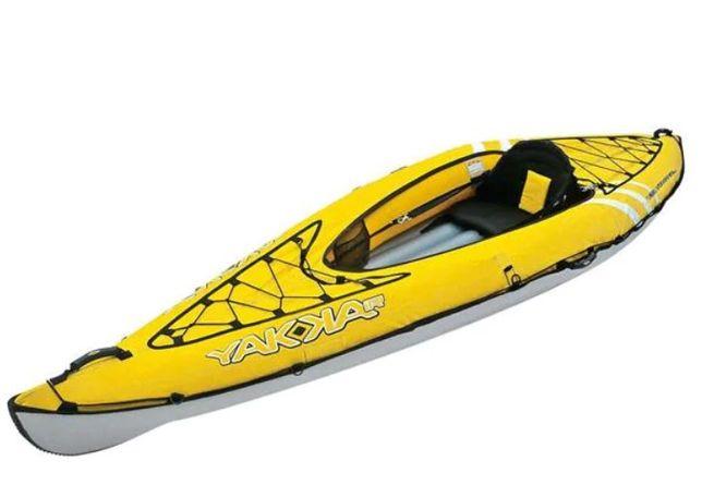 Alugo canoa insuflavel ( Kayak )