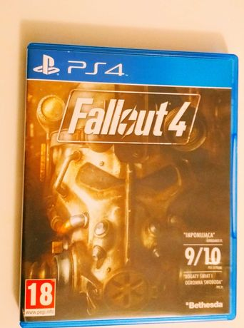 Gra Fallout 4 - PlayStation 4
