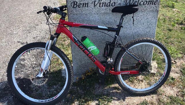 Bicicleta focus roda 26