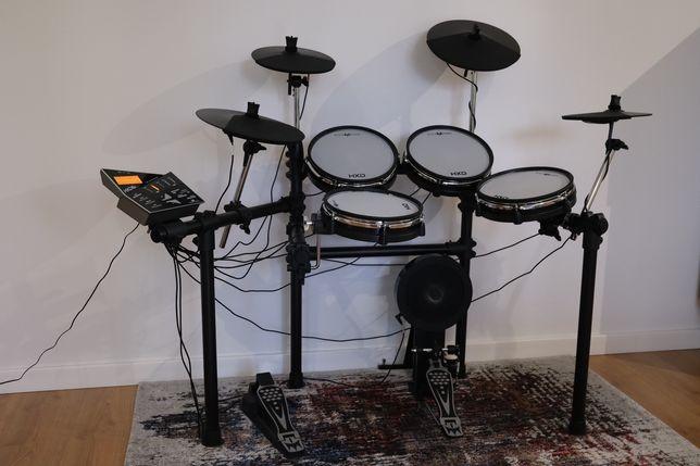 Perkusja elektroniczna Black Hawk HXD III A + Crash + na gwarancji