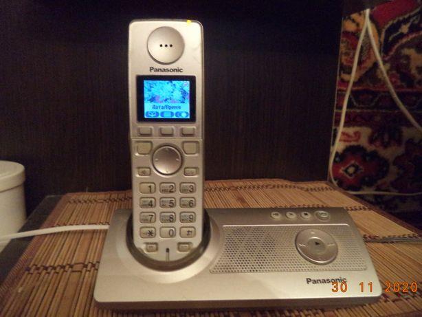 Телефон Рanasonic Панасоник с автоответчиком
