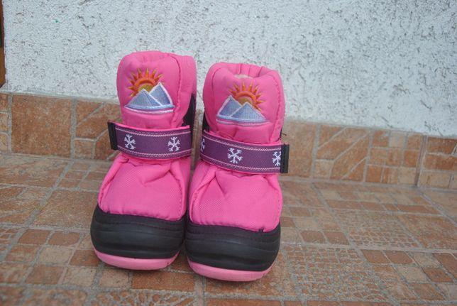 Дитяче зимове взуття