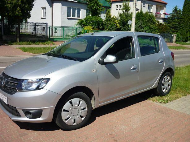 Dacia Sandero  1,5 dci, 2013rok