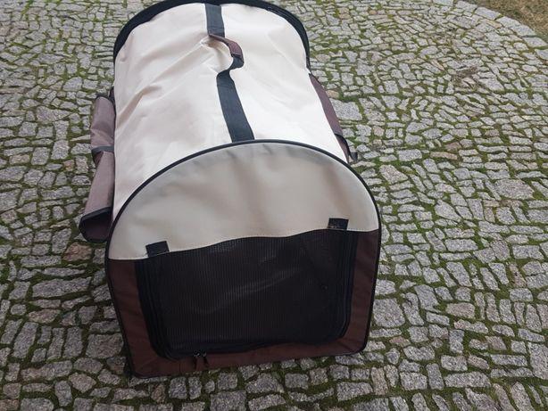 Transporter,torba bagażowa dla zwierzaka
