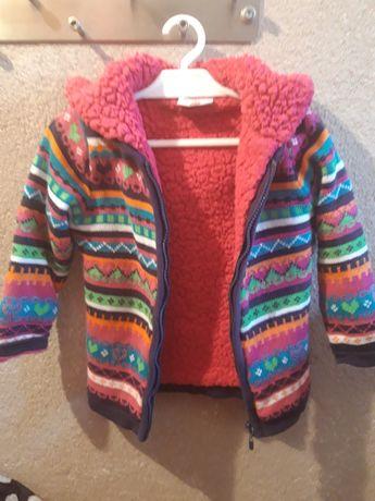 Kurtka bluza sweter rozm. 104