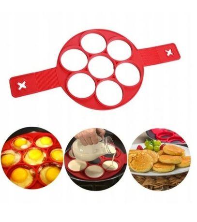 Nowe Forma silikonowa do naleśników jajek Pancake