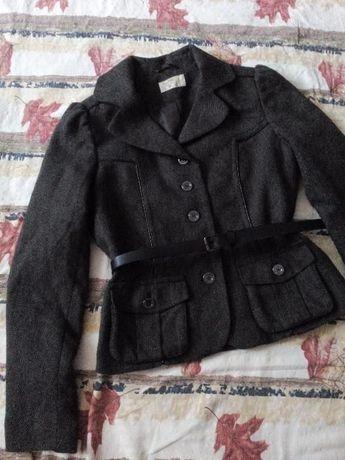 Reserved EUR36 полупальто пиджак піджак куртка