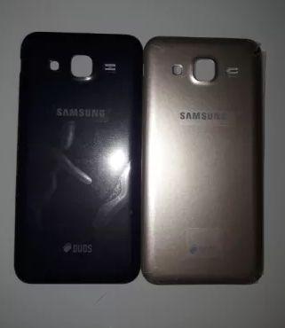 Capa dourada Samsung J5