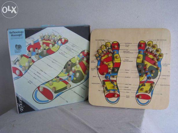 Massagens para os pés