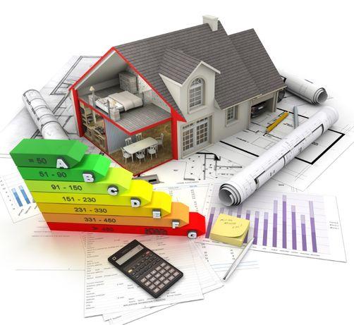 Енергоаудит та паспорт енергетичної ефективності.