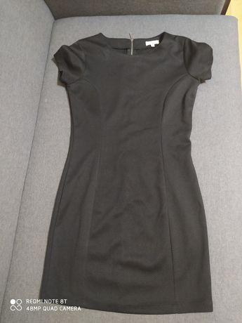 Чорне жіноче плаття