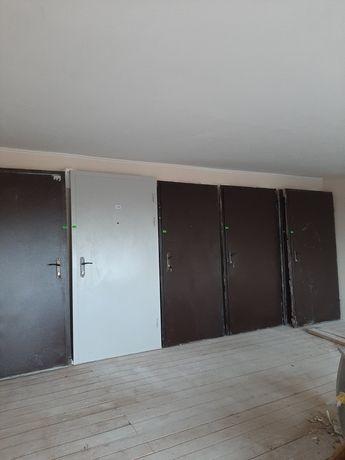 Двери металические входные
