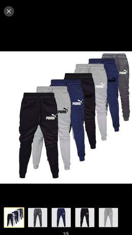 Spodnie męskie z logo Puma kolory M-XXL!!!