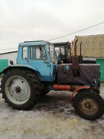 Трактор МТЗ-80, 1993 года