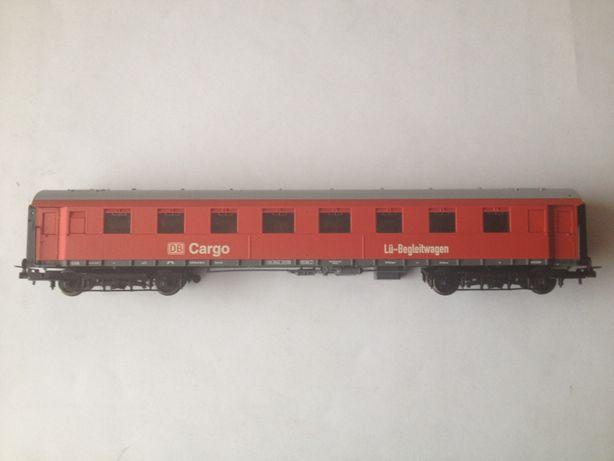 Wagon 1:87 Liliput DB-Cargo Wagon techniczny Nie Piko, Roco