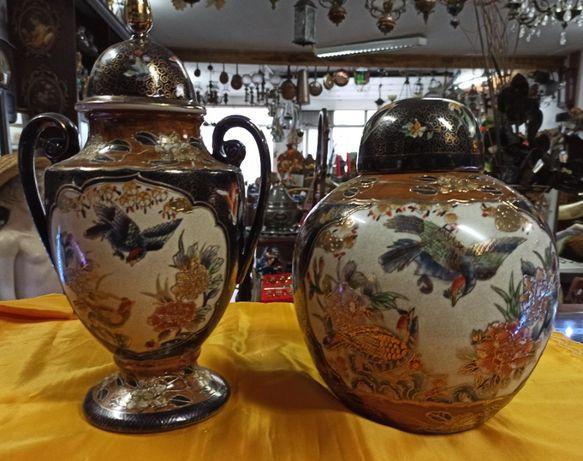 Peças singulares em porcelana chinesa