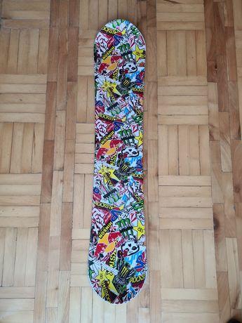 Deska snowboardowa DC Wzory 133cm