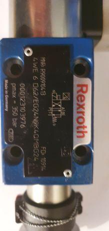 Rozdzielacz rexroth 4we 6 d62 czujnik położenia