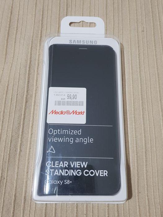 Capa Clear View Original - Samsung Galaxy S8+ Portalegre - imagem 1