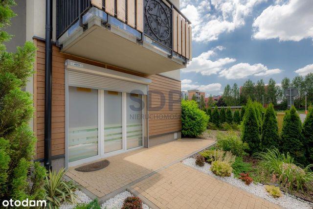 Luksusowe mieszkanie z ogródkiem- idealny gabinet!