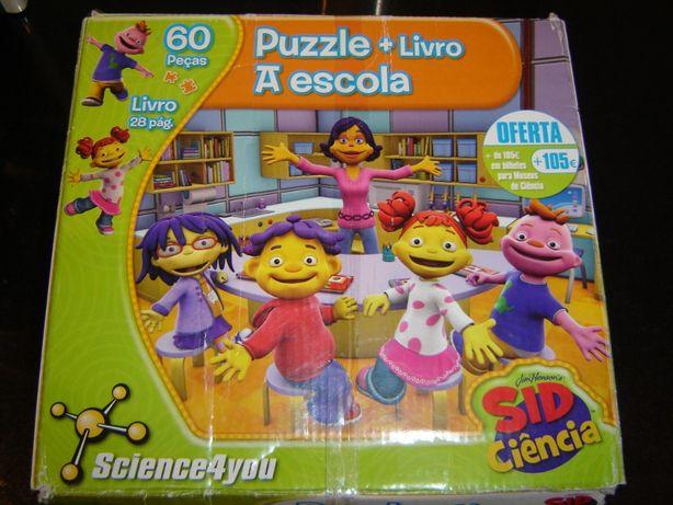 Conjunto de 2 puzzles