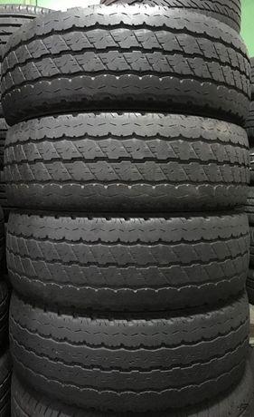 Шины б/у лето 215/70R15C Bridgestone Duravis R630 (Склад резины)