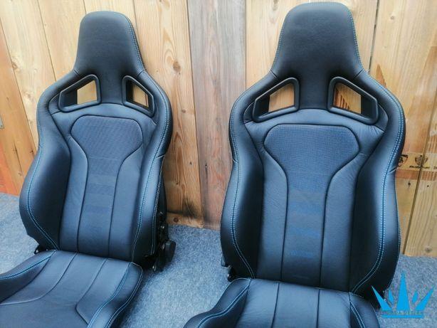 RECARO CS seats fotele skóra alcantara personalizacja