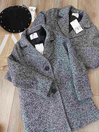 Продам пальто ZARA 140p