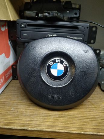 Poduszka kierownicy airbag BMW e53 X5 lift