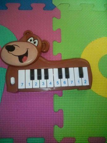 Піаніно для дітей