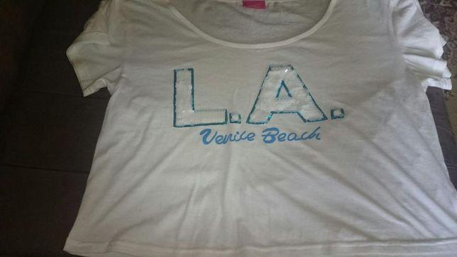 Krótka bluzka Venice Beach LA